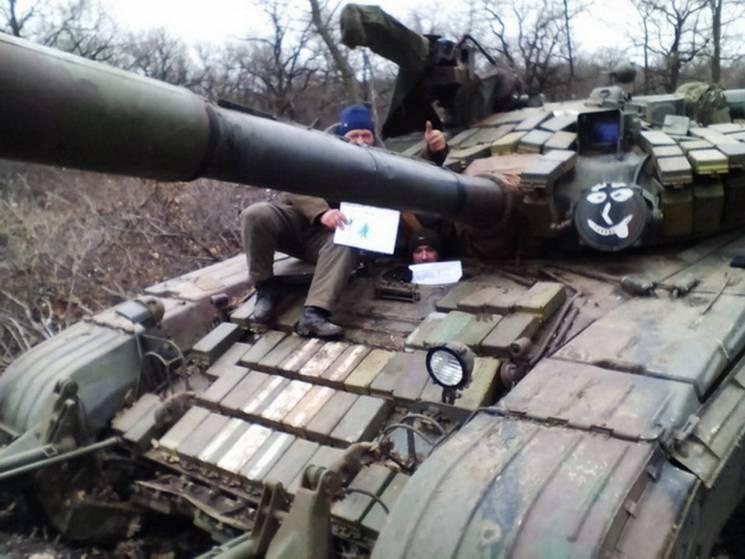 Криворізькі танкісти провели масштабні навчання в зоні проведення ООС