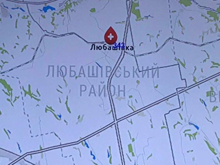 До роботи Єдиної оперативної диспетчерської служби швидкої вже підключились 23 райони Одещини