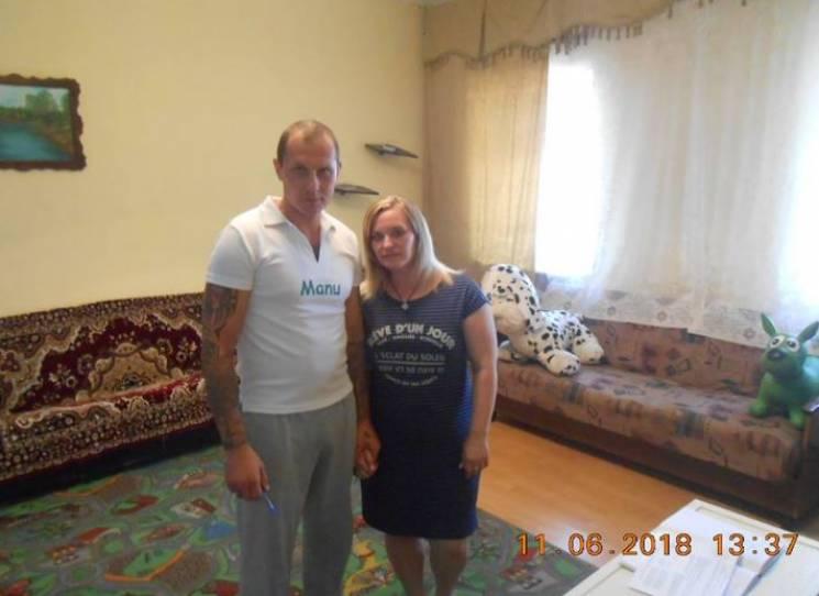 У Ольшанській колонії у кімнаті для побачень побрався осуджений