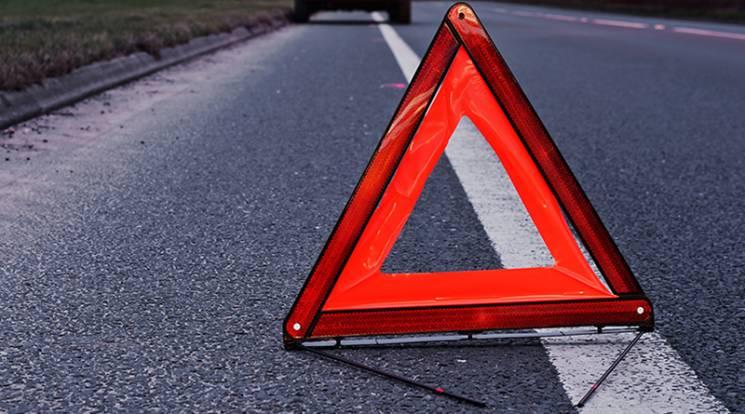 На Тернопільщині дві автівки злетіли в кювет