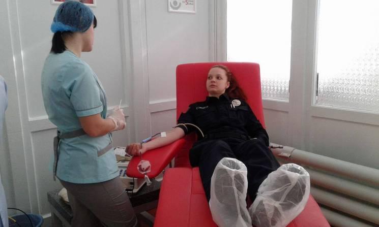 Вінничан просять здати кров