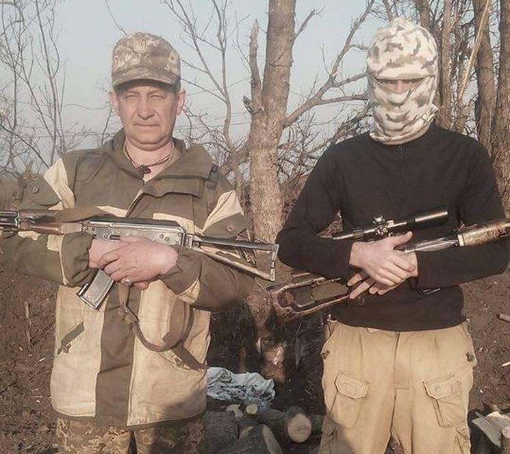 На Донбасі грузинському добровольцю вибухом протипіхотної міни відірвало ногу