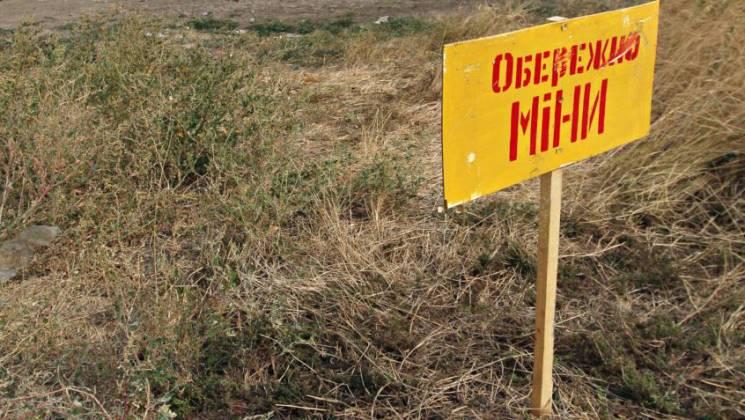 На Полтавщині селянин знайшов у полі вісім старих артснарядів
