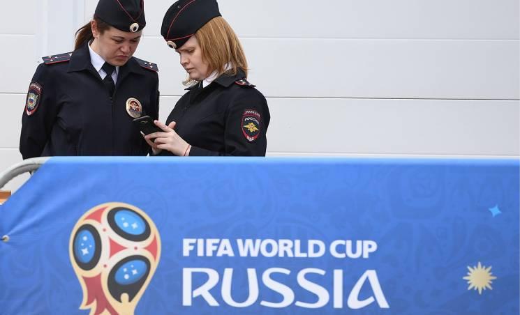 Российская полиция перестала публиковать…