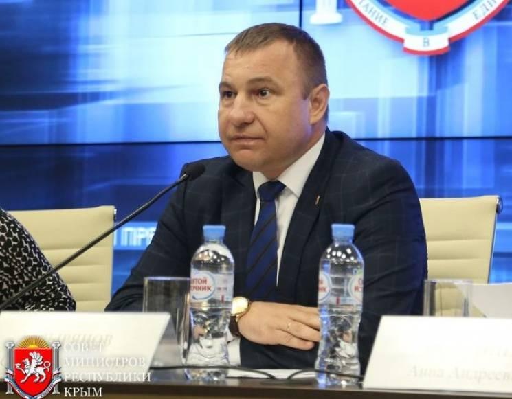 """""""Гоблін"""" призначив нового відповідального за пропаганду в Криму"""