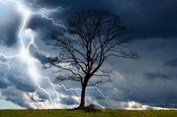 Черговий кульбіт червня: У Києві завтра штормовий вітер і грозовий дощ
