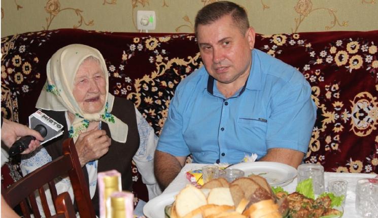 Полтавка відсвяткувала 105 день народження