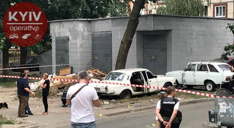 Вибух в Києві: Двоє постраждалих дітей у важкому стані