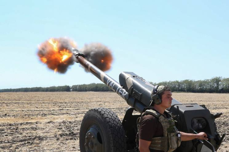 Доба в ООС: 30 обстрілів, троє бійців ЗСУ отримали поранення