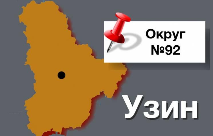 Округ №92: Місце битви аграрних магнатів…