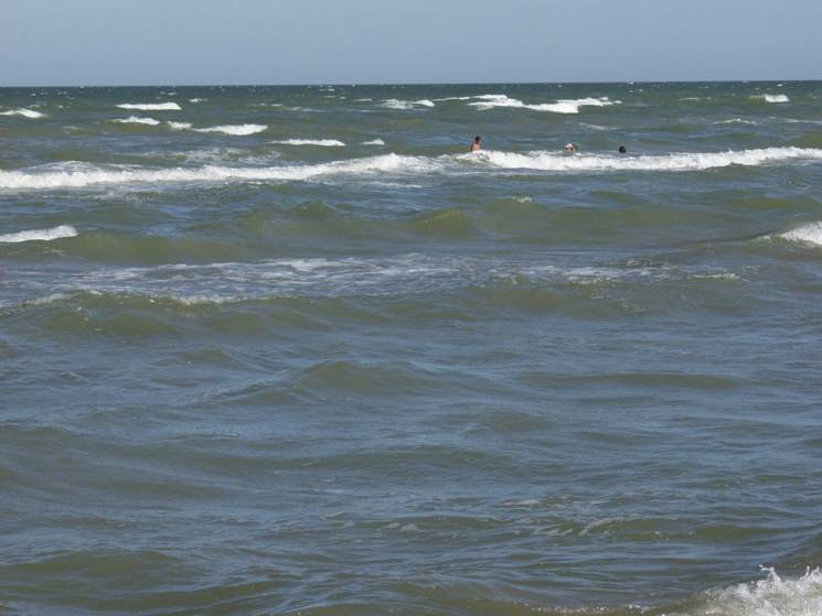 """""""Мертве"""" озеро та пляжі без краю: Чого ш…"""