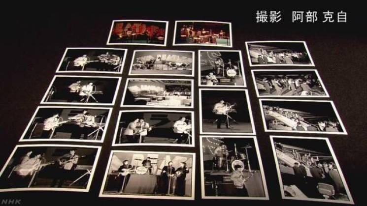 В Японии нашли 60 неизвестных фото The Beatles