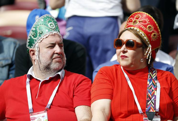 ТОП-10 найдивакуватіших вболівальників чемпіонату світу на Росії