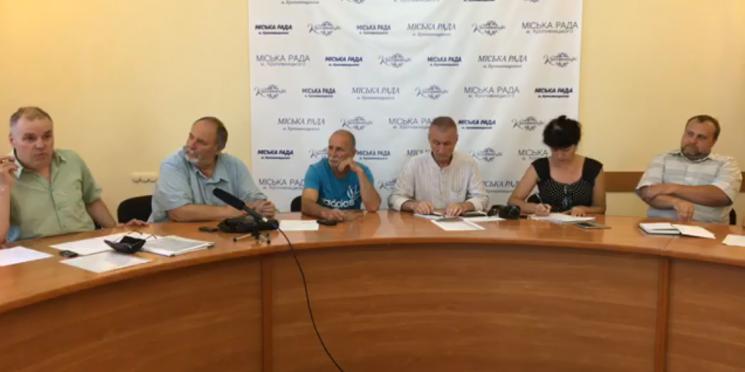Громадськість Кропивницького вимагає розірвати договір з бізнесменами, які знищили дерева