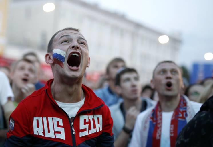 Росія перемогла Єгипет і майже вийшла до 1/8 фіналу ЧС-2018
