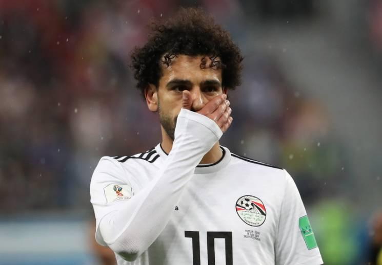 В соцмережах знущаються з матчу Росія - Єгипет на ЧС-2018