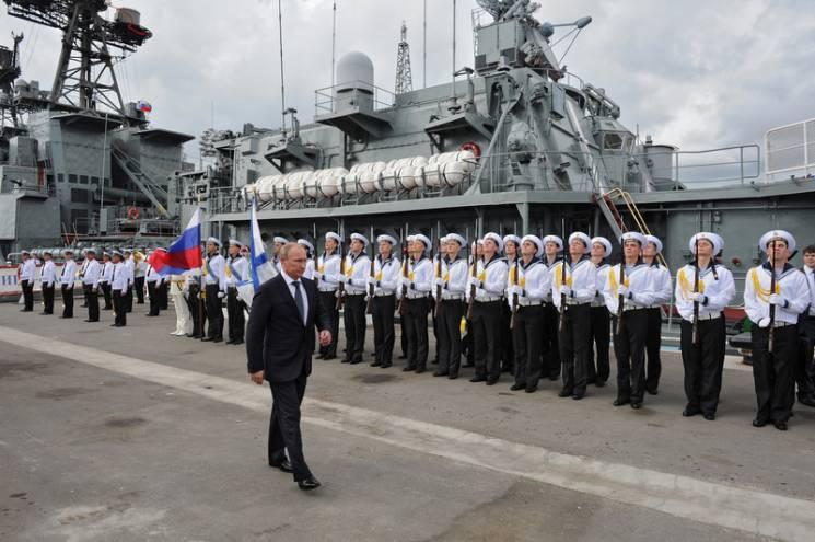 Азовська війна: Які сили кинула Росія проти України на морі