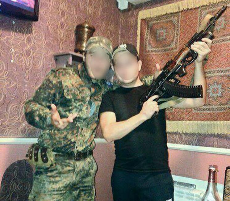 """Хотів почати нове життя: Бойовик з """"Востоку"""" попався поліції при спробі втекти з """"ДНР"""" (ФОТО)"""