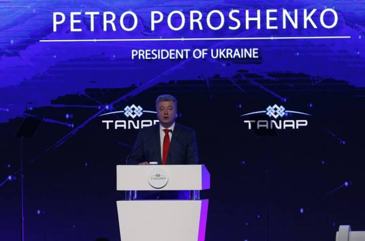 Порошенко ввів у дію санкції проти Росії