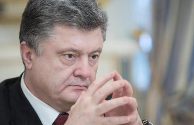 Порошенко спростив ввезення іноземної оборонки, крім російської