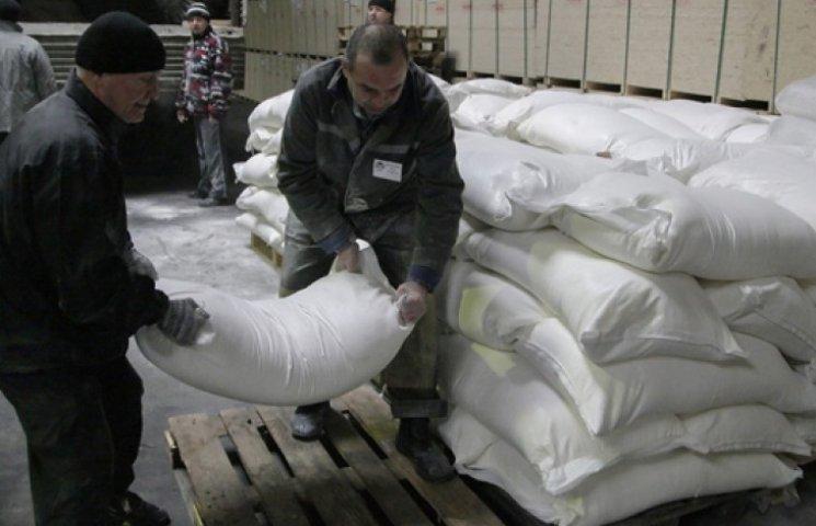 Гуманитарную помощь из-за рубежа обещают трем миллионам украинцев