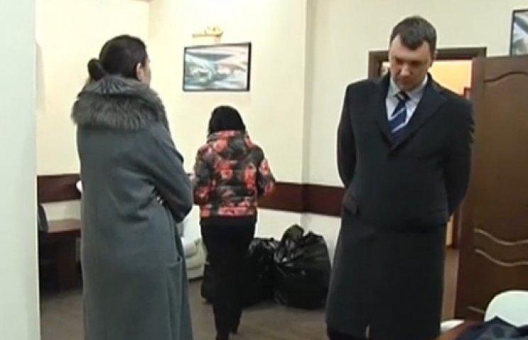 Царевич, Кицюк і Вовк у прокуратурі отримали клопотання про їхній арешт