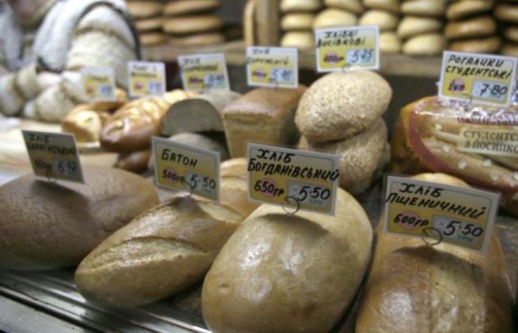 С 12 марта в Киеве вновь подорожает хлеб