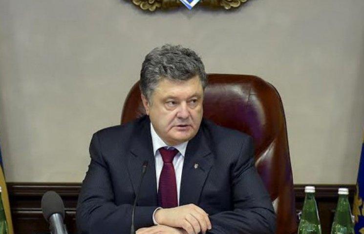 Порошенко представив нового губернатора Хмельниччини