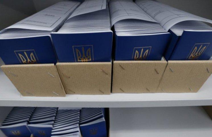 Директор поліграфкомбінату: Ціна біометричного паспорта прив