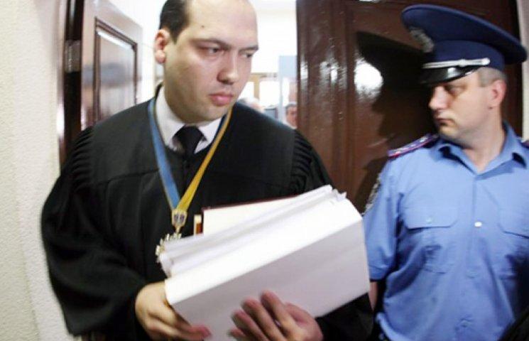 Прокуратура Киева подаст апелляцию на решение по судье Вовку