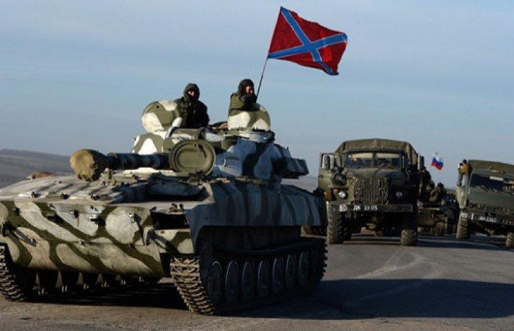 В районе Первомайска и Широкино заметили 36 КамАЗов с российскими военными