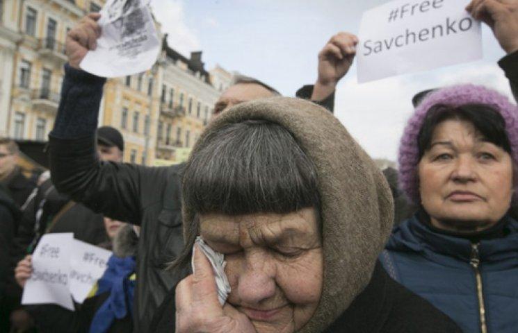 Мать Савченко получила ответное письмо от Меркель
