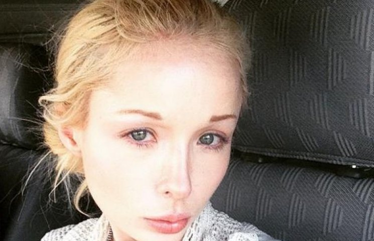 Валерія Лук'янова похвалилася відсутніст…