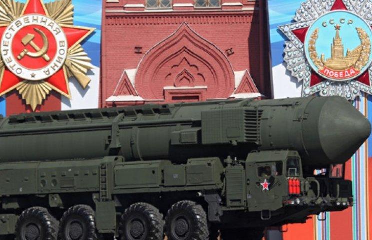 У Росії немає права розміщувати ядерну зброю в українському Криму - МЗС