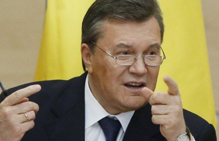 Януковича пытались допросить об отравлении Ющенко, а он истерил – Голомша
