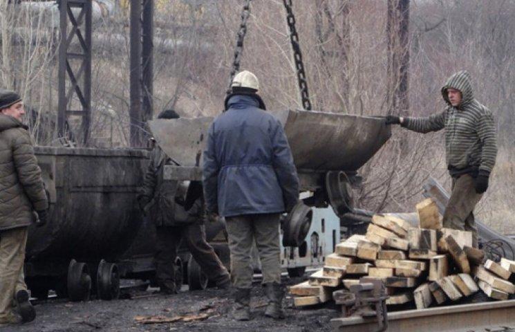 Украина начала вывозить уголь из шахт Донбасса – Демчишин
