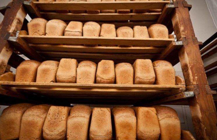 Сегодня в Киеве хлеб подорожал почти на треть