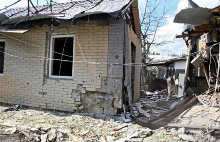 ДержНС підрахувала збитки від руйнувань на Донбасі