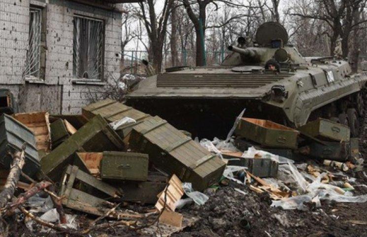 Українські військові заробили за знищення техніки бойовиків майже 13 млн грн – Міноборони