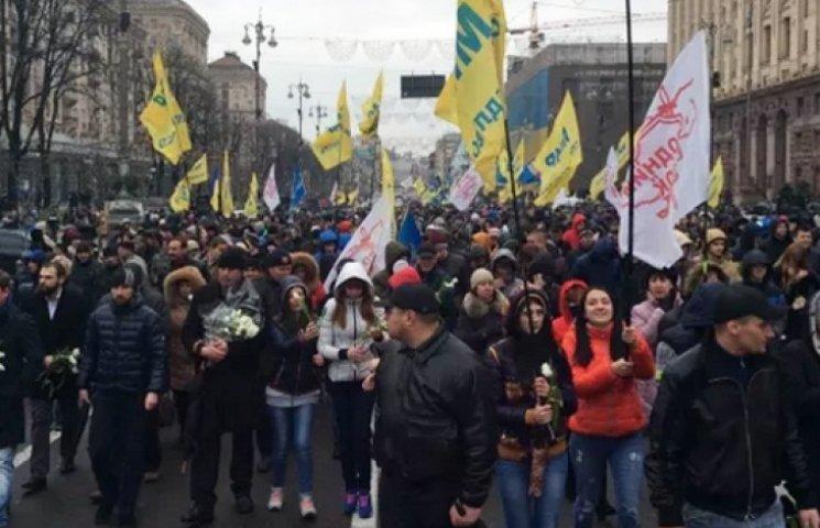 У Авакова оголосили розцінки на проплачені мітинги і обіцяють подумати над покаранням
