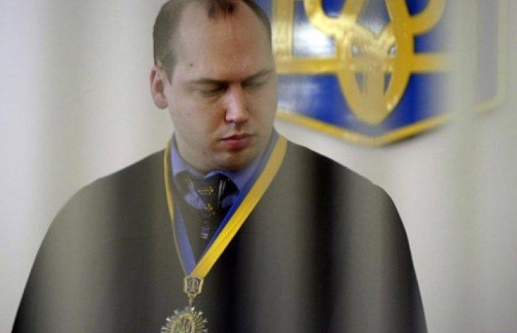 Суд отклонил апелляцию об аресте судьи Вовка, а ГПУ открыла против него дело