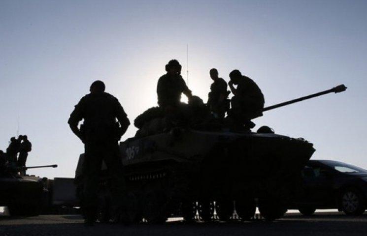 Штаб АТО насчитал на Донбассе 43 тыс. боевиков