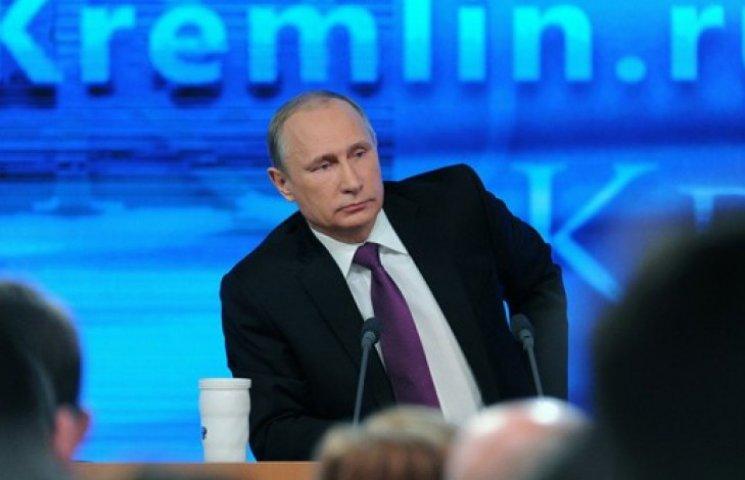 Путин рассказал о «кукловодах из США» и…