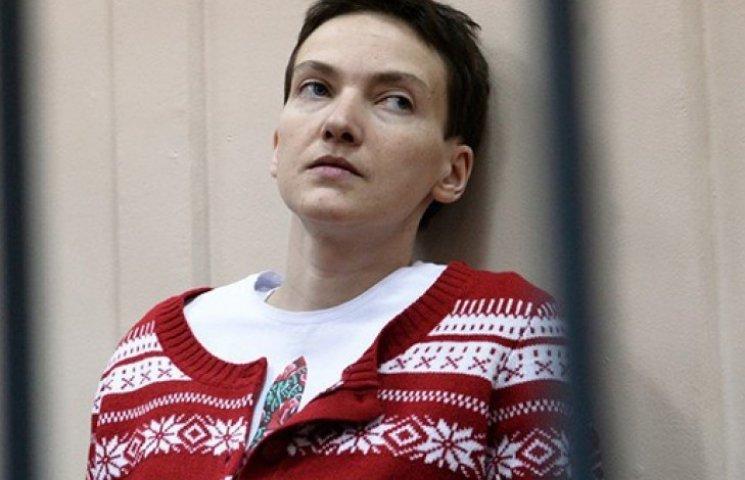 Возобновив голодовку, Савченко быстро себя добьет – сестра