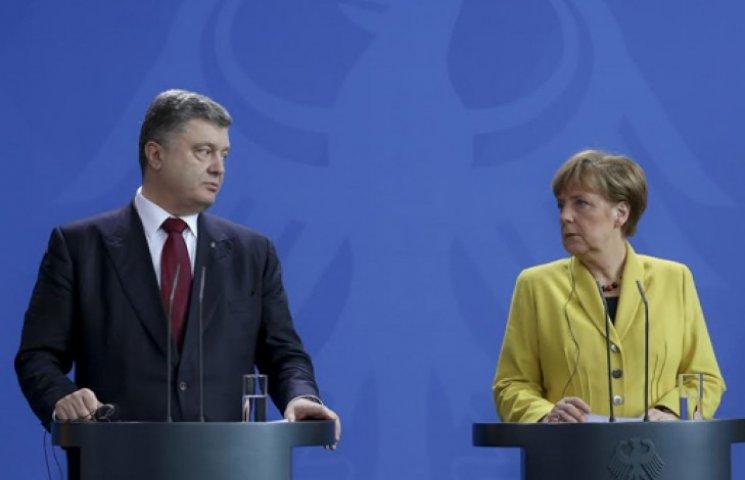 Тимошенко и Ляшко хотят подставить Порошенко перед Меркель