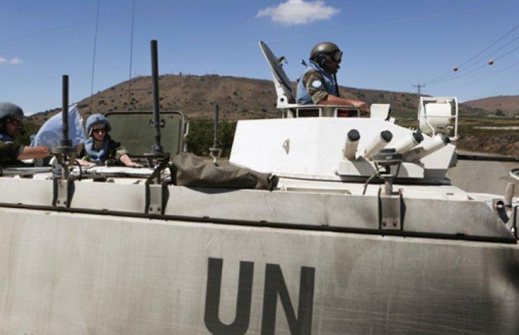 Рада попросила Совбез ООН и Совет ЕС направить миротворцев в Украину