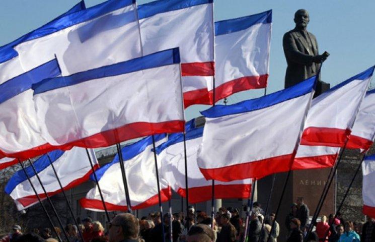 В Москве учителей с надувными шарами сгоняют на концерт в день аннексии Крыма