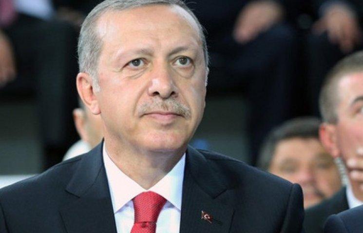 В Украину едет президент Турции