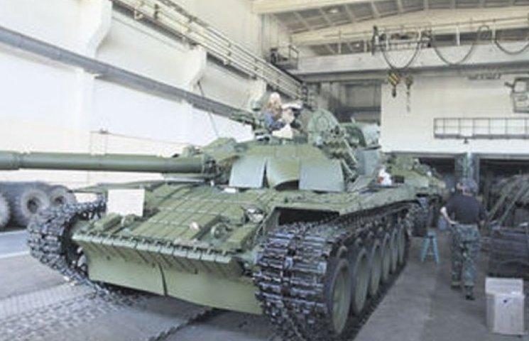 «Укроборонпром» готовий модернізувати за стандартами НАТО 300 танків Т-72