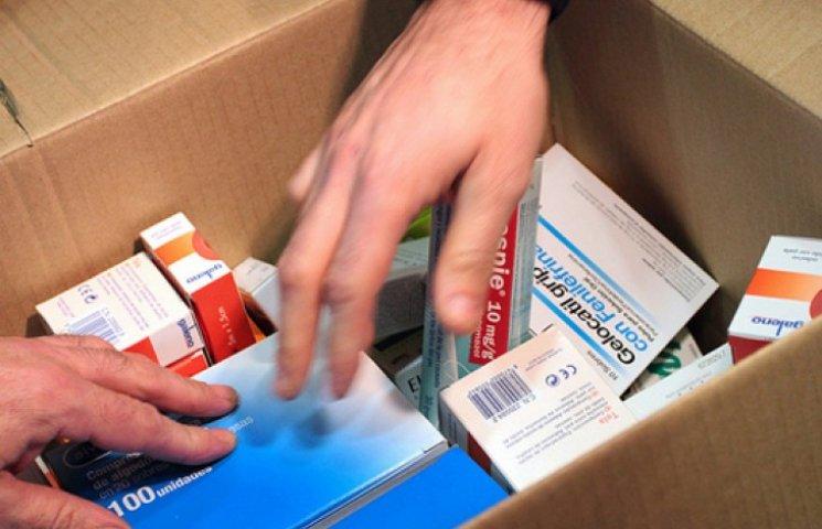 В Украине отменили перерегистрацию лекарств